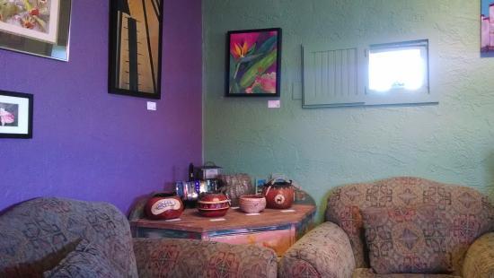 Cafe de Mesilla: Comfy