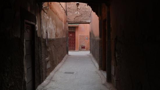 Path To The Riad Picture Of Riad Fleur D Orient Marrakech