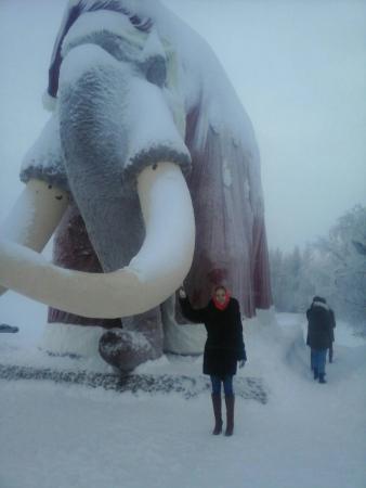 Mammoth Monument