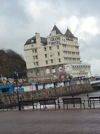 Hotel Picture Of The Grand Hotel Llandudno Tripadvisor