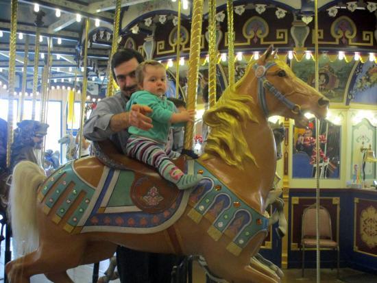 Lahaska, Pensilvanya: Carousel