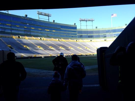 Lambeau Field Photo
