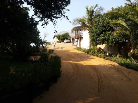 Chidenguele, Moçambique: Sunset Beach Lodge