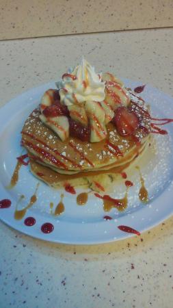 The Coffee Spot : Pancakes