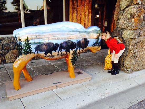 Three Bear Lodge: Main Entry