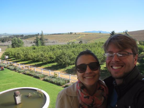 Marianne Wine Estate Guesthouse: View 1