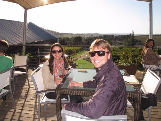 Marianne Wine Estate Guesthouse: Wine Tasting
