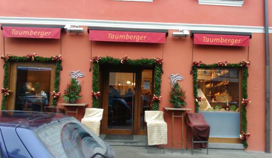 Techelsberg, Austria: il locale da fuori