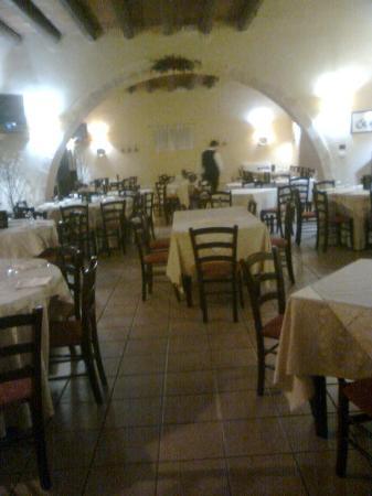 Solarino, Italien: Villa del Casale_interno