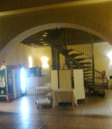 Solarino, Italien: Villa del Casale_ingresso