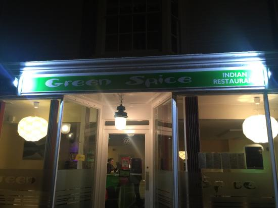 Sandgate, UK: Green Spice