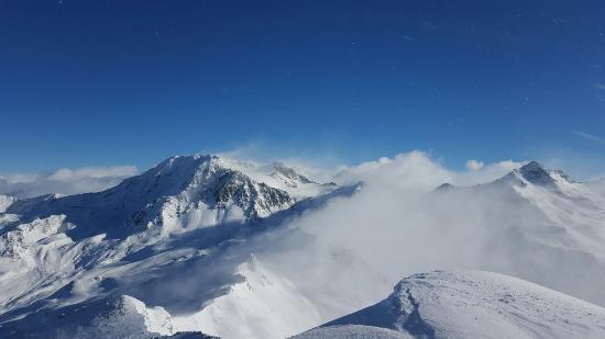 Rhône-Alpes, Frankrijk: Cime de Caron