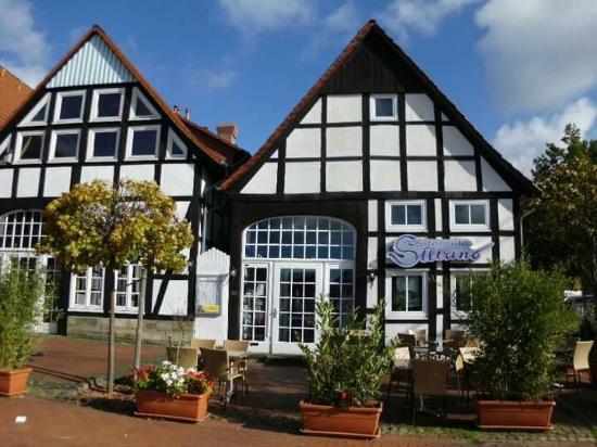 Wunstorf, Alemania: Restaurant Silvano