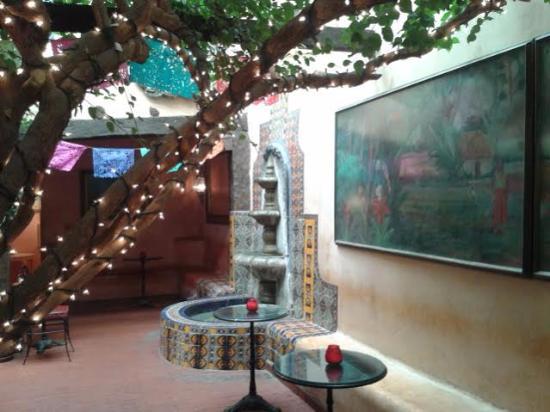 Mesilla, Nowy Meksyk: Interior of La Posta