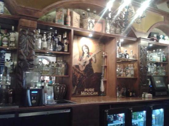 Mesilla, Nowy Meksyk: La Poata bar