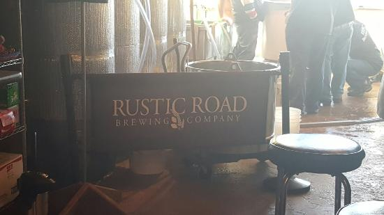 ‪Rustic Road Brewing Company‬