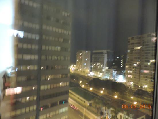 Radisson Hotel Decapolis Miraflores: Vista da cidade