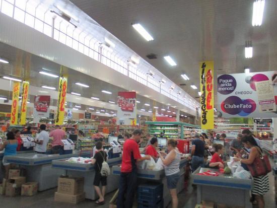 Super Mufatto: Mercado
