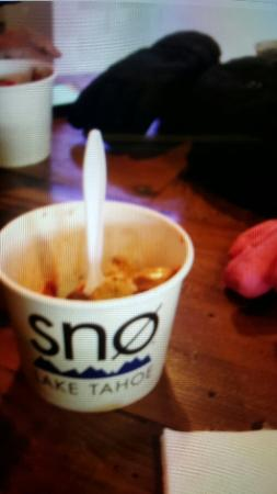 Sno Frozen Yogurt Cafe