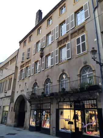 L'Hôtel de Heu