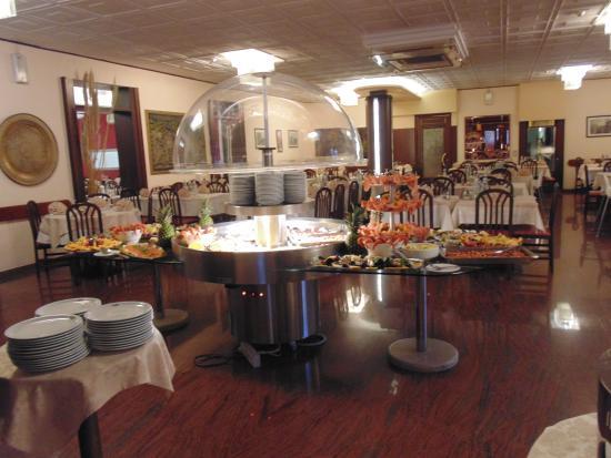 Santa Lucia: Sala da pranzo