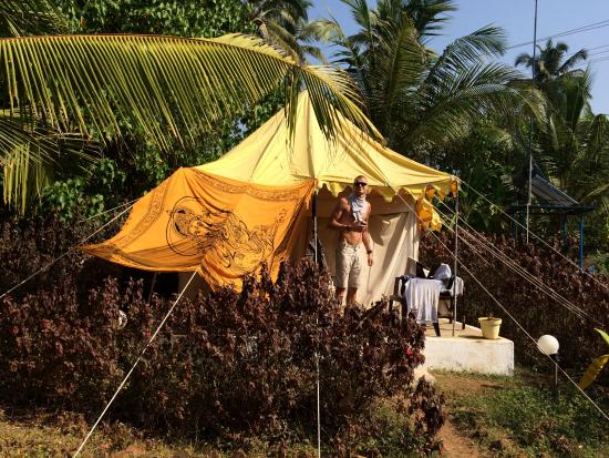Five Five Restaurant and Guest Tents 5 star & 5 star - Picture of Five Five Restaurant and Guest Tents Anjuna ...