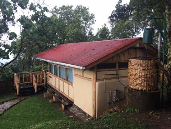 Nkuringo Bwindi Gorilla Lodge: Cabin