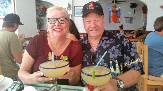 Pipi's : Huge Cadillac Margaritas