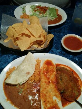 Moultrie, GA: Best mexican food I've had.