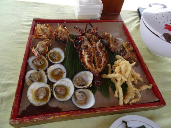 Jimbaran Bay Seafood Restaurant: JBS
