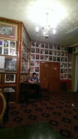 Frimley Green, UK: inside the venue