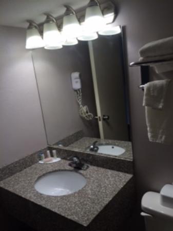 Hamburg, estado de Nueva York: bathroom
