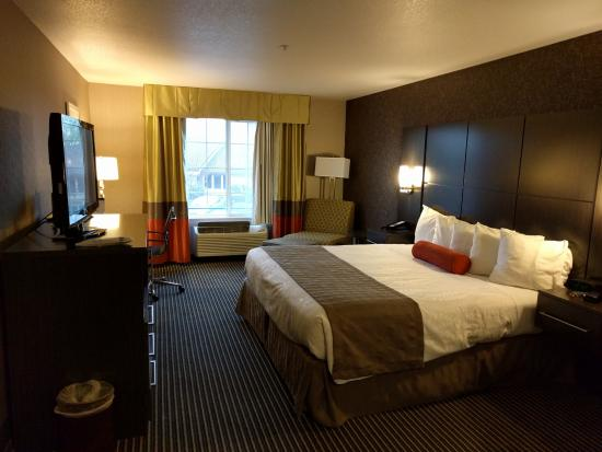 Best Western Plus Rama Inn & Suites: Standard King Room