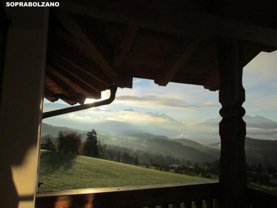 Soprabolzano, Italien: dalla camera