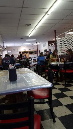 Fort Stockton, Teksas: B's Family Dining