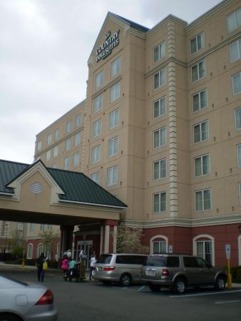 Country Inn & Suites by Radisson, Newark Airport, NJ: Fachada