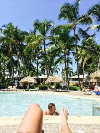 weather was amazing picture of bavaro princess resort spa rh tripadvisor ca