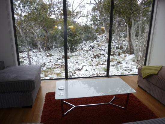 Miena, Australia: The view