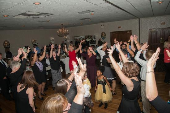 Vineland, NJ: THE PARTY in the ballroom