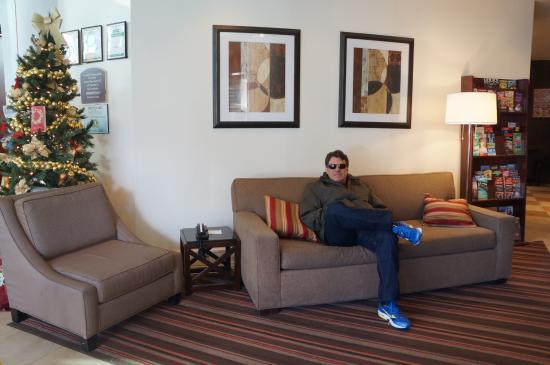 Holiday Inn L.I. City - Manhattan View: recepção
