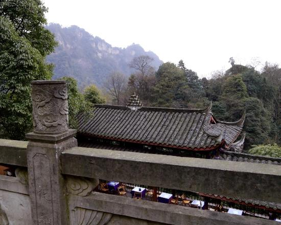 Mount Qingcheng: Mountains and teahouses