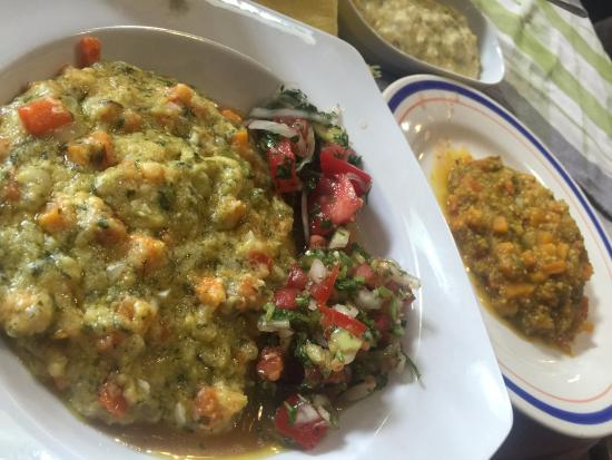 Chilean Cooking Class And Anti-tours For ValparaIso .: Delicious dishes