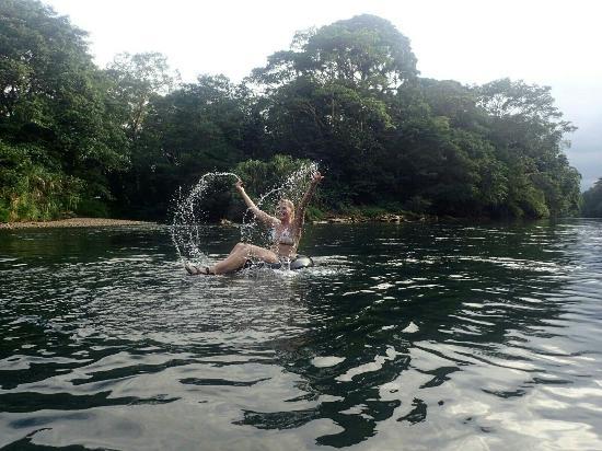 Puerto Viejo de Sarapiqui, Costa Rica: Heliconia Island Bed en Breakfast