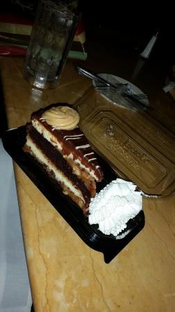 McLean, VA: Peanut butter cheesecake