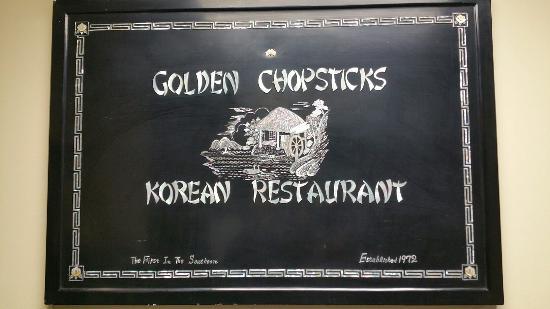 Golden Chopsticks Restrnt