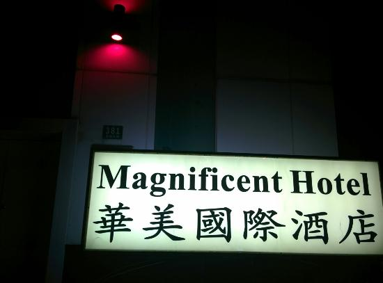 Magnificent International Plaza Hotel