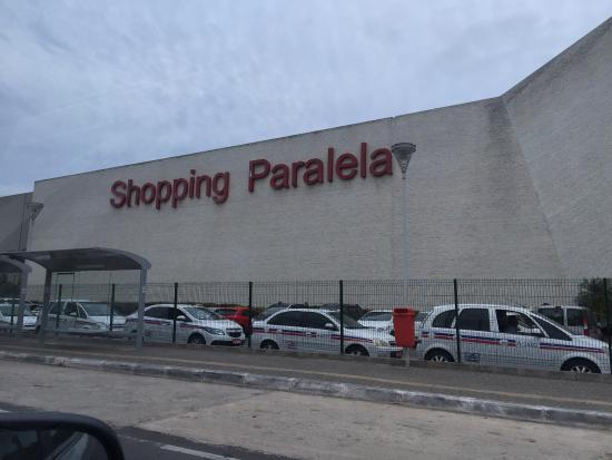 Shopping Center Paralela