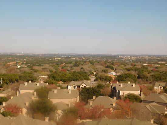 Omni San Antonio Hotel: View from window