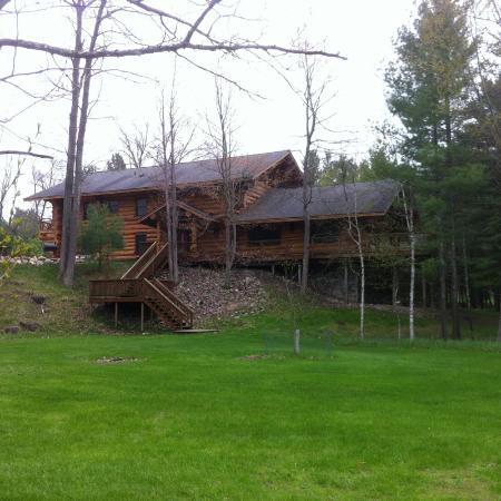 Walhalla, MI: Just one of several Lodges