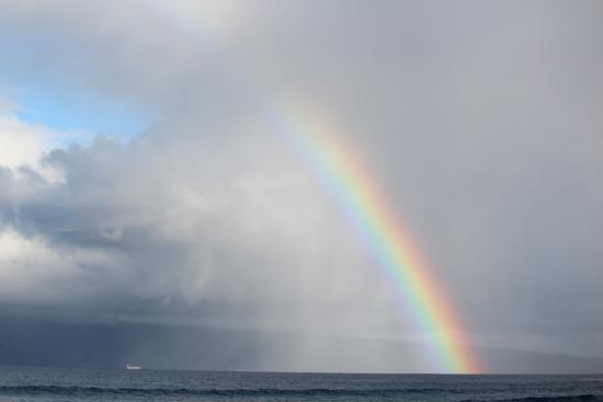 Nohonani Condos: Rainbow